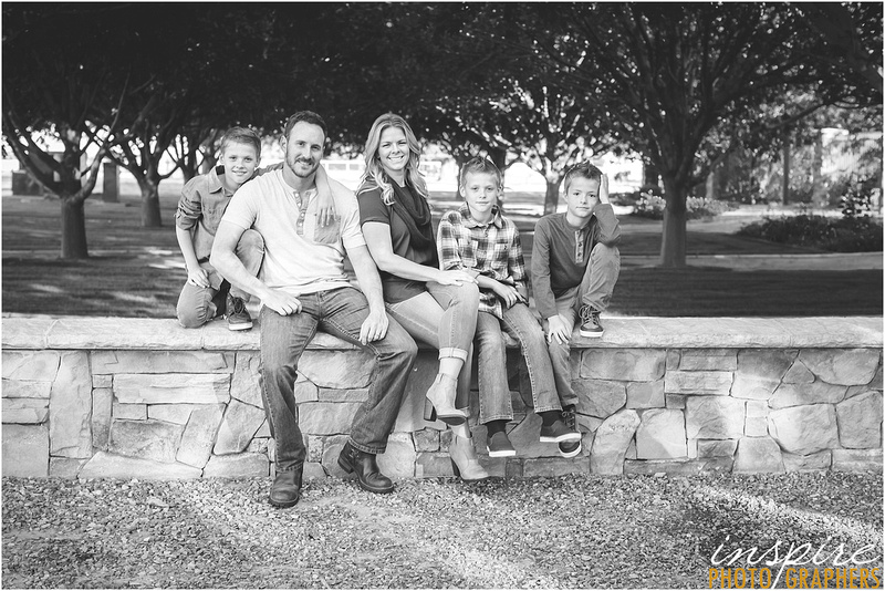 The Wilsford Family
