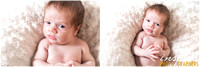 Avery, 23 Days Old | Chandler Arizona | Newborn Photographer-4